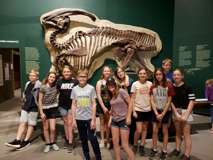 5-8 French Immersion trip to MB Museum Sponsored by Bilingual Advantage